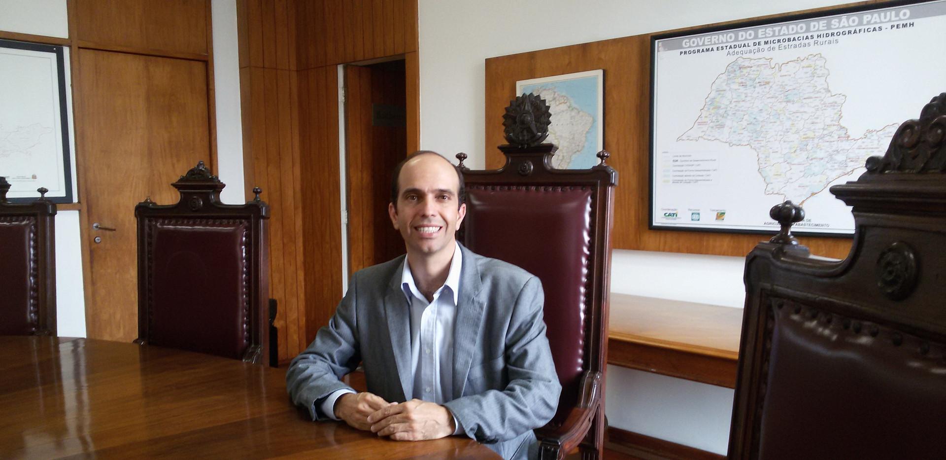 Secretaria de Agricultura de São Paulo
