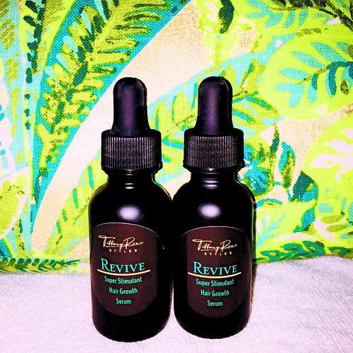 NEW 2oz REVIVE Super Stimulant Hair Growth Serum
