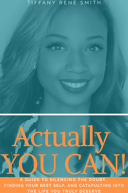 Actually You Can! E-Book