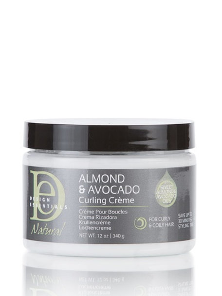 Design Essentials Almond Avacado Curl Creme