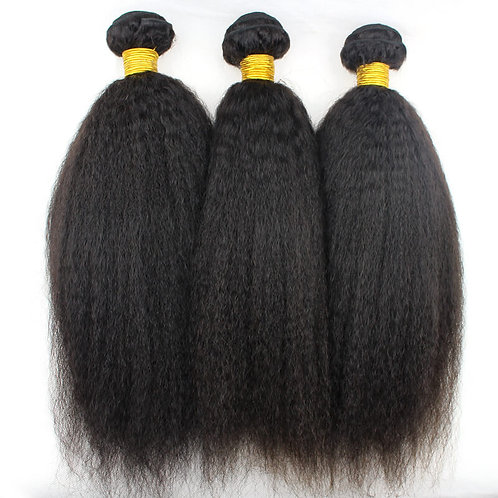 Kinky Straight Virgin Hair