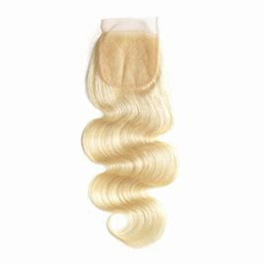 Luxury Blonde Virgin 4x4 Lace Closures