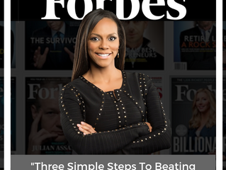 Forbes Magazine -Three Simple Steps To Beating Procrastination