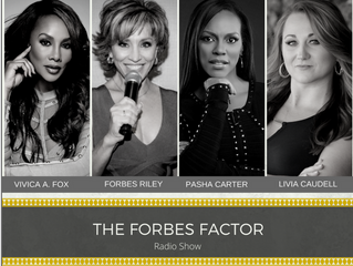 Forbes Factor Radio Show
