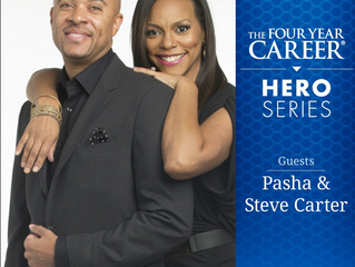 Network Marketing Heroes With Steve & Pasha Carter