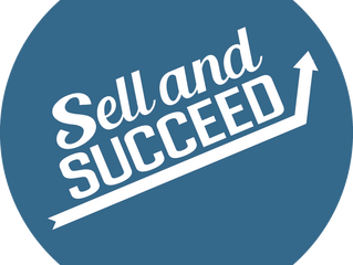Sell and Succeed Podcast Featuring Steve and Pasha Carter