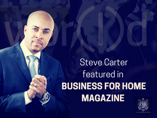 Steve Carter Generates A Half Million Dollars In Revenue in ONE Business Cycle