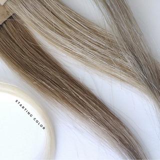 Blonde Herbal Dyes