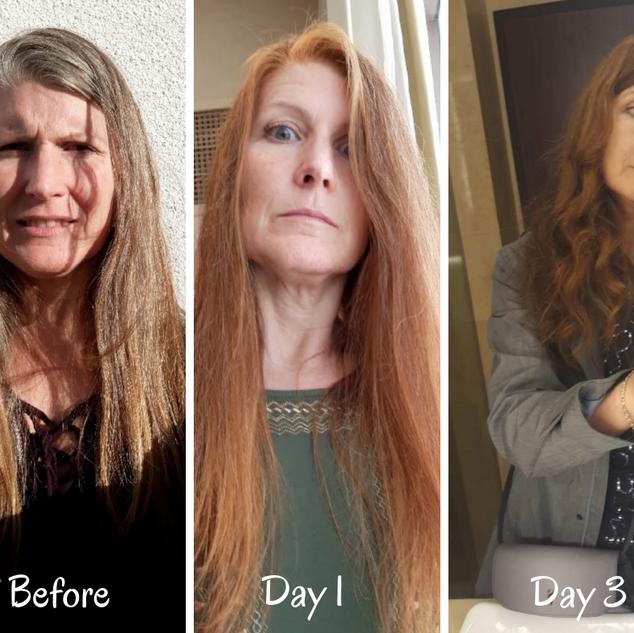 Golden Henna Progression