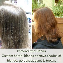 Personalized Henna