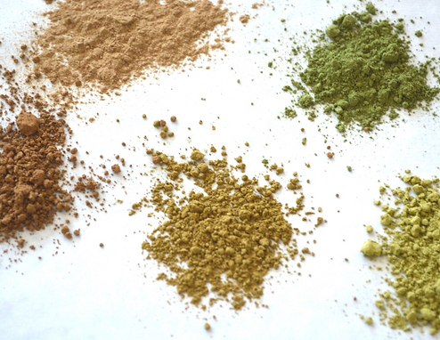 Herbal Hair Powders