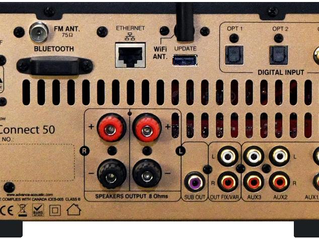 MyConnect50 arrière