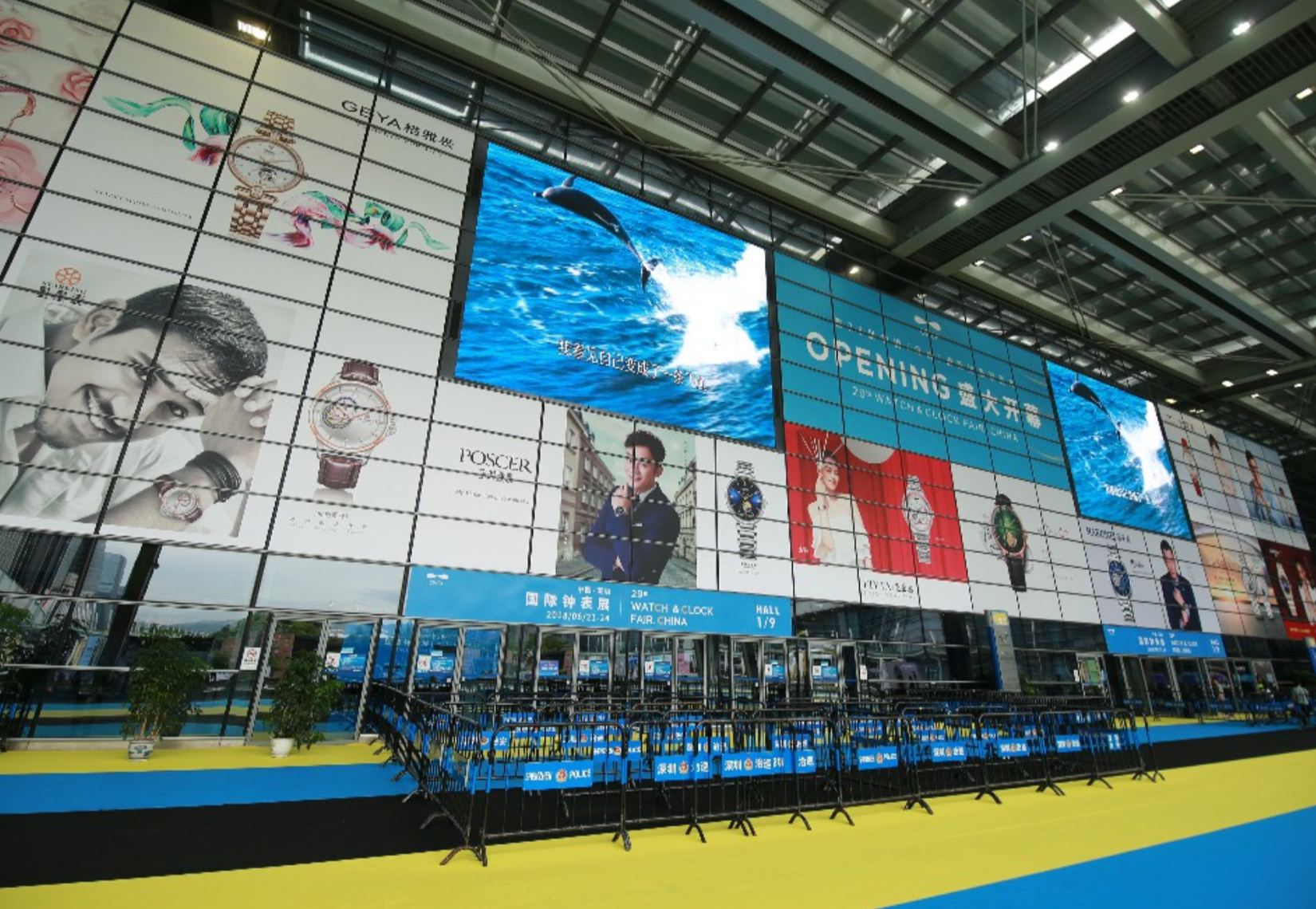 The Watch and Clock Fair 2019 China