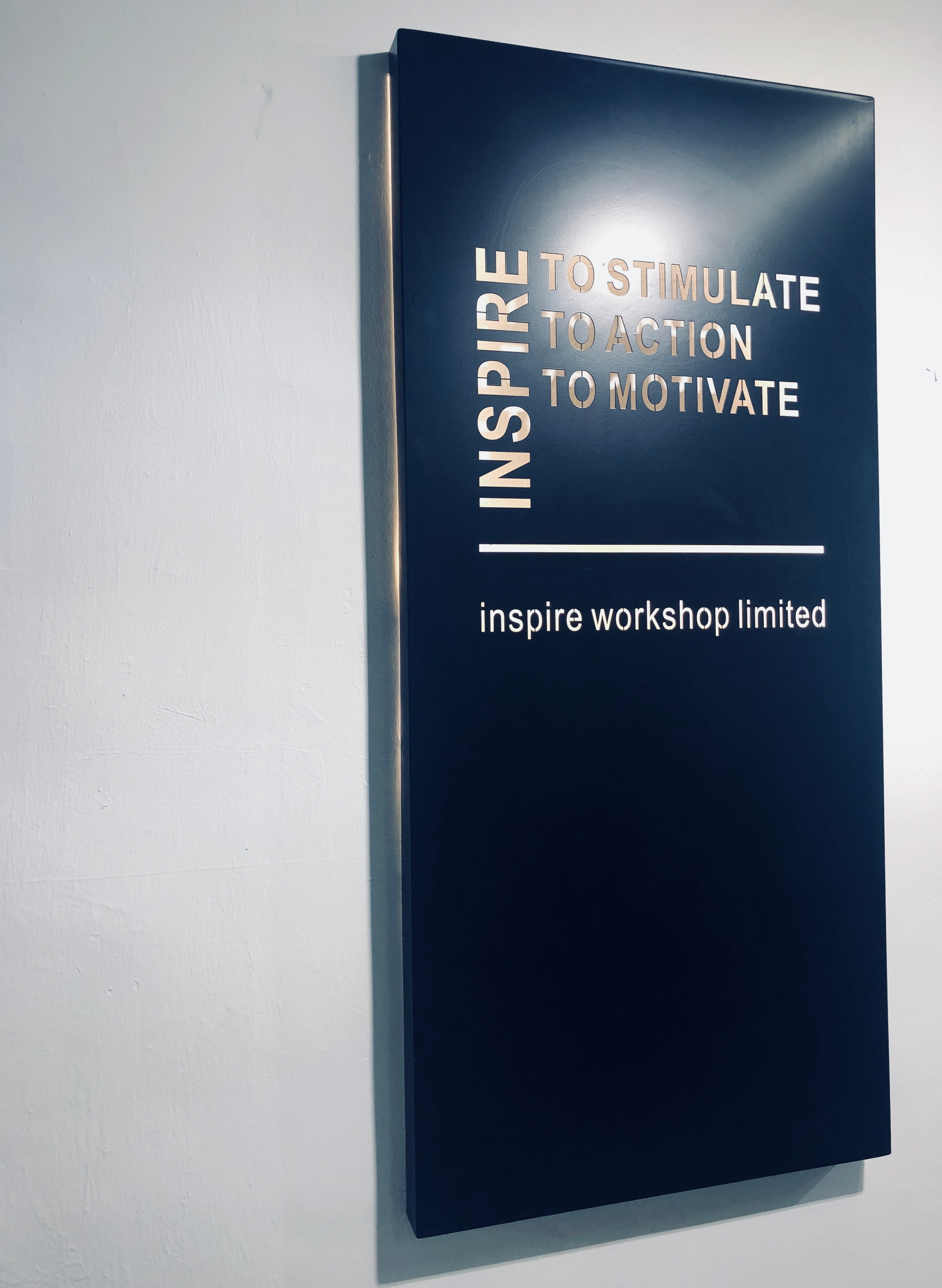 Appointment -INSPIRE HK OFFICE