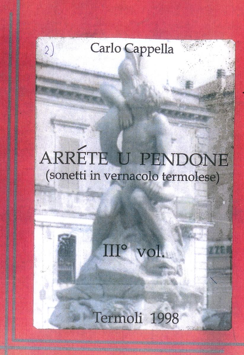 ARRETE 'U PENDONE (VOL. III) - 1998