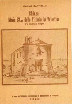 LA CHIESA DI MARIA SS DELLA VITTORIA