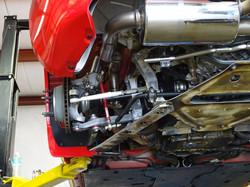 Porsche Cayman exhaust