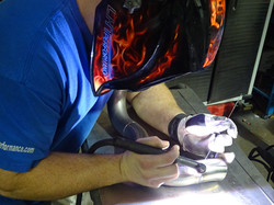 Header Tg welding