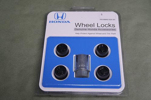 OEM Black Locking Kit- Honda