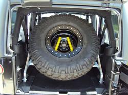 Jeep rack