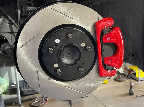 LHT Brake Rotor Bolts