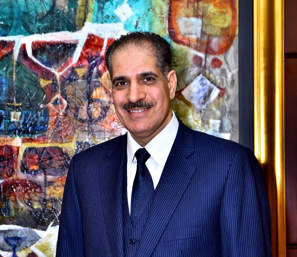 عنتر جاد، رئيس مجلس إدارة وثاق للتأمين التكافلي – مصر