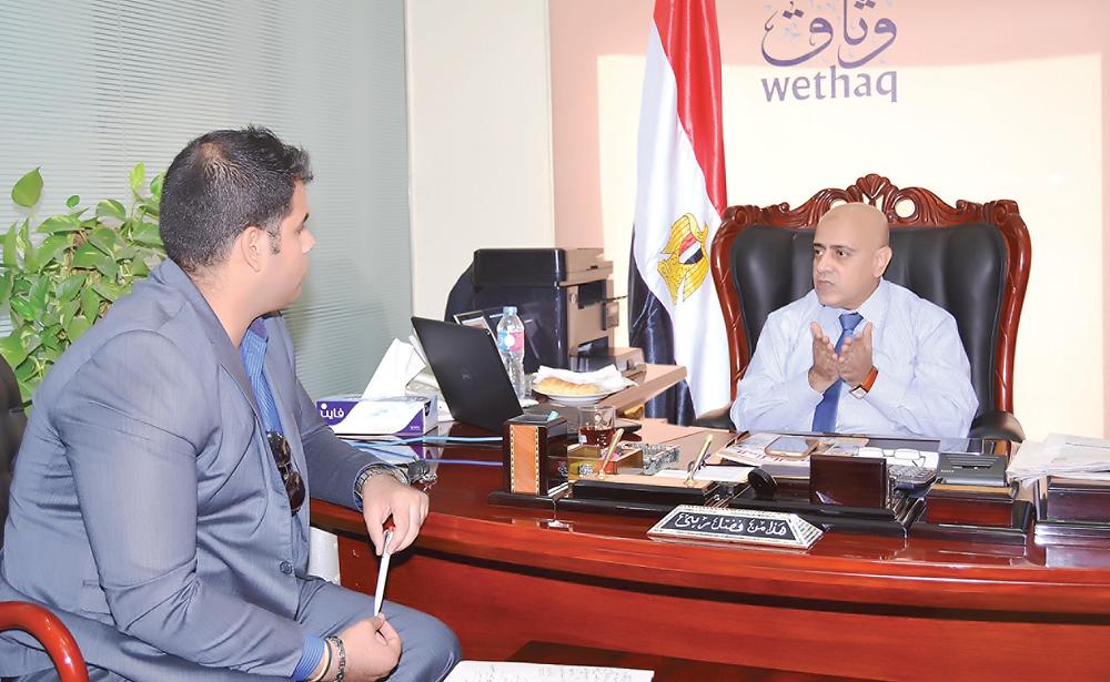 عادل فطوري   عضو مجلس الإدارة المنتدب   وثاق للتأمين التكافلي- مصر