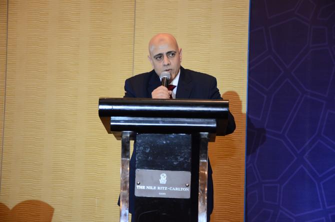 عادل فطوري: تكنولوجيا التأمين أكبر تحدي.. والربط الإلكتروني سيحدث نقلة للسوق