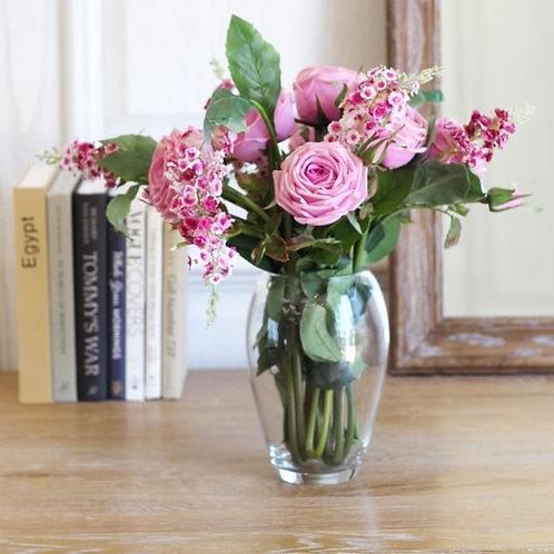 Композиция из пионовидной розы / Peony Rose Bouquet
