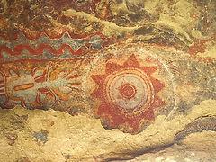 Chumash pictograph found in Pleito Canyon