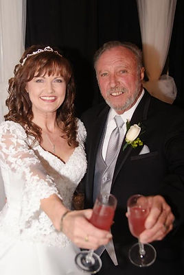 Mudd and Molly Means wedding toast - Oct. 13, 2007