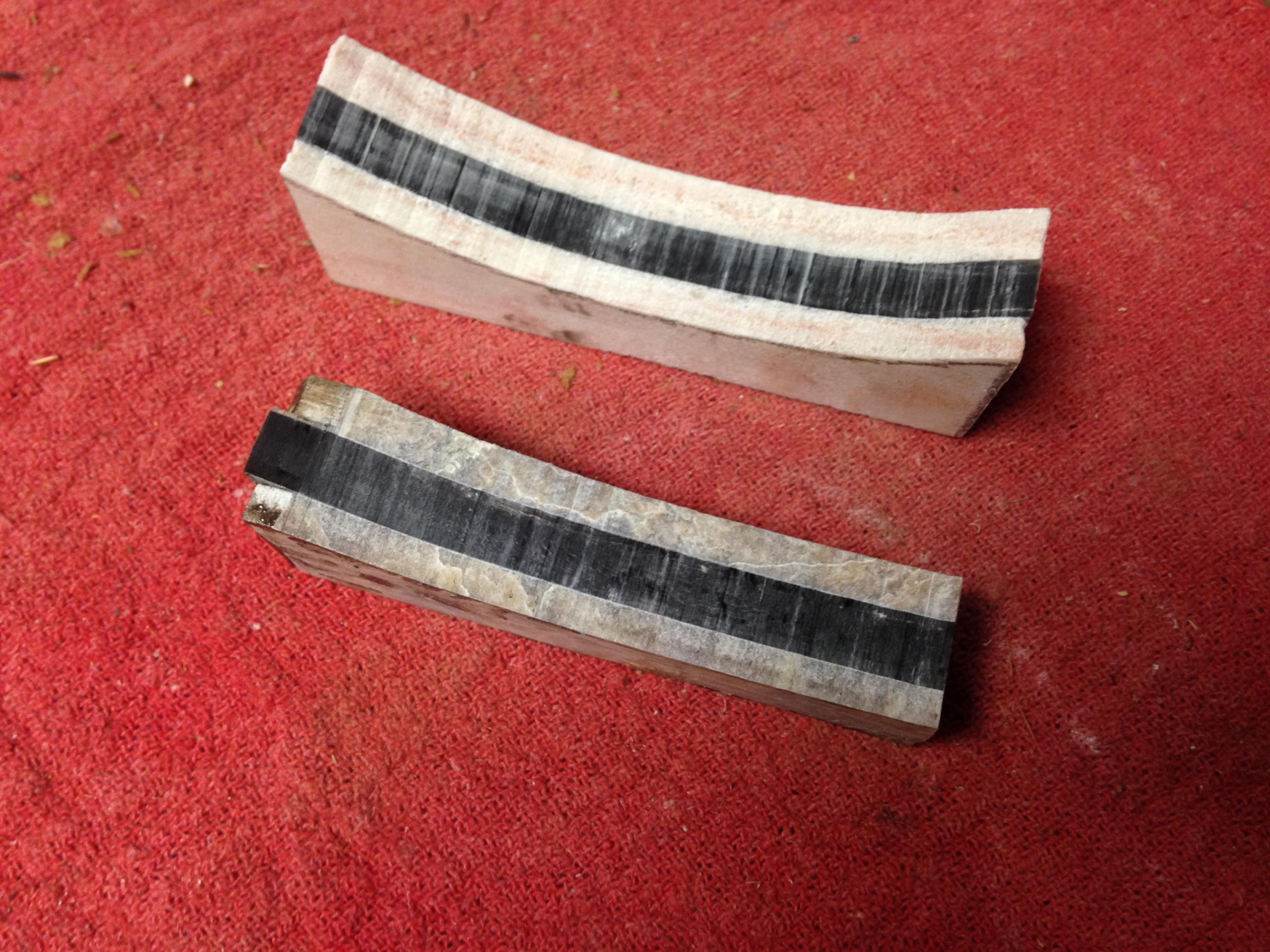 Alabaster Handle Preforms