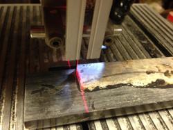 Cutting Handle Blank