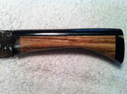 Zebra Wood Knife