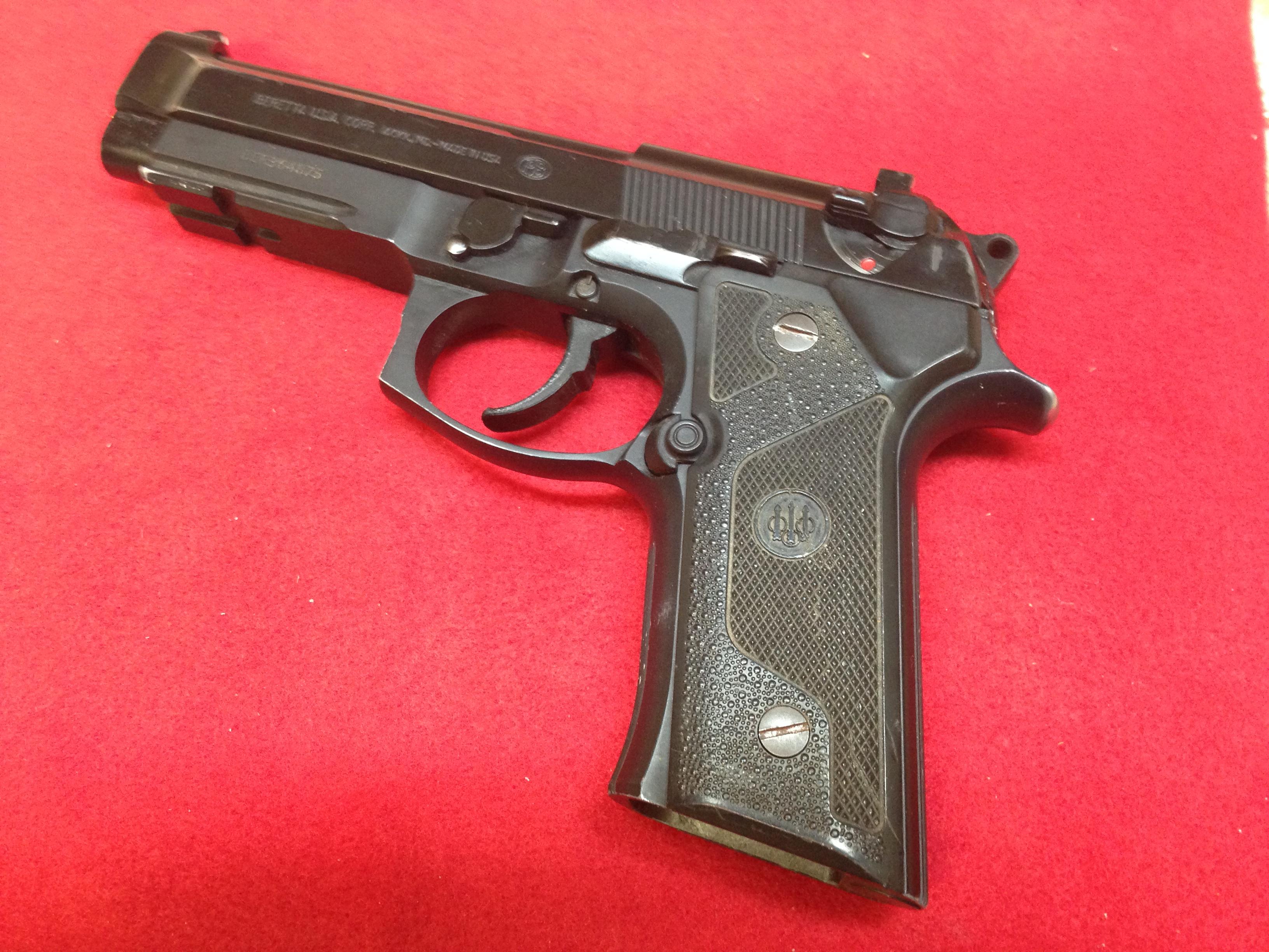 .40 Cal Beretta Model 96