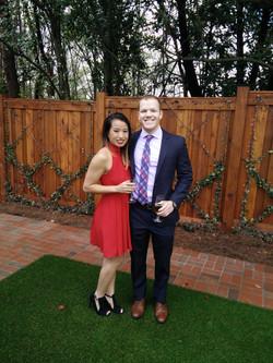 Steve Blanco and Krystal Mia
