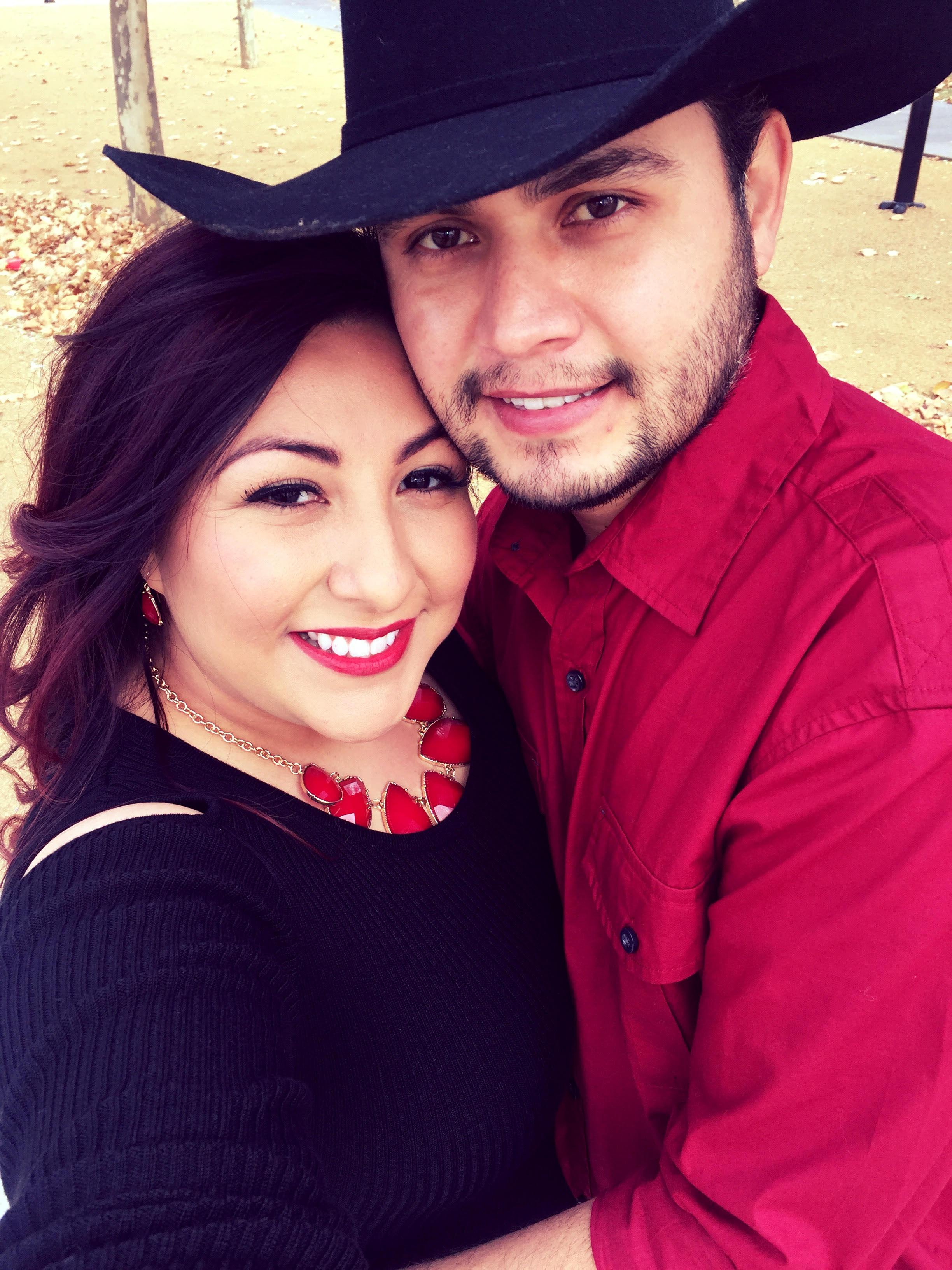 Ricardo Cruz & Dalia Charqueno