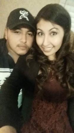 Ever Grajeda and Karla Valenzuela