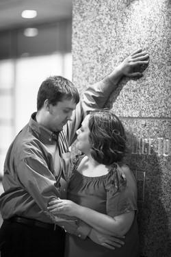 Jeff Kemper and Sarah Legg