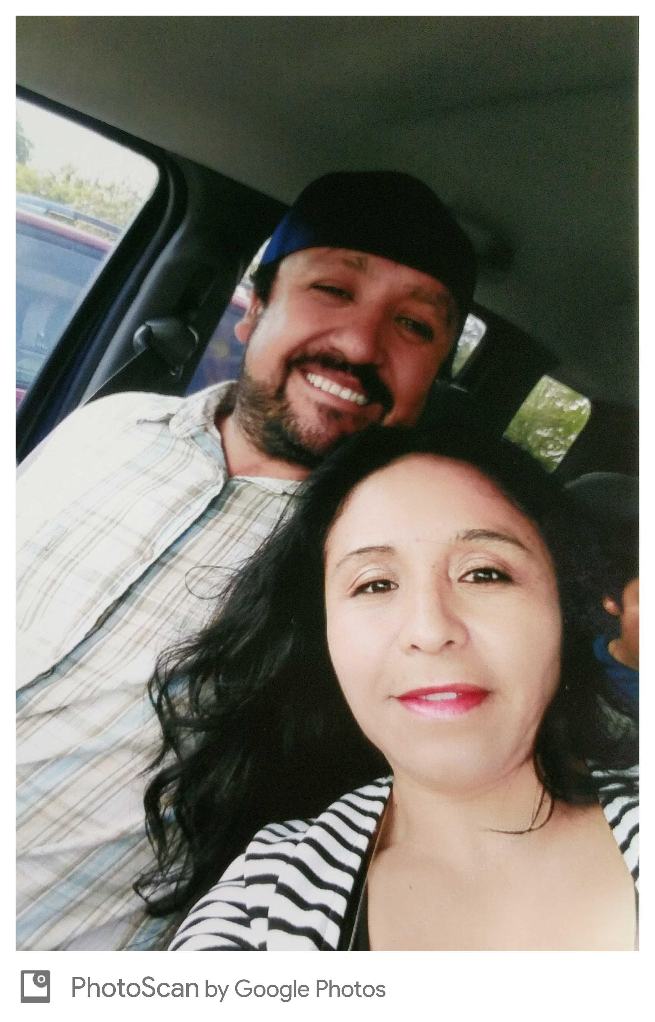 Erminio Vazquez and Neri Gonzalez