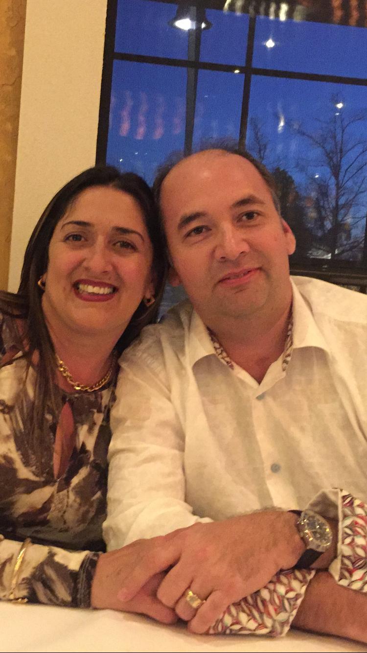 Cristian Solano & Adriana Gutierrez