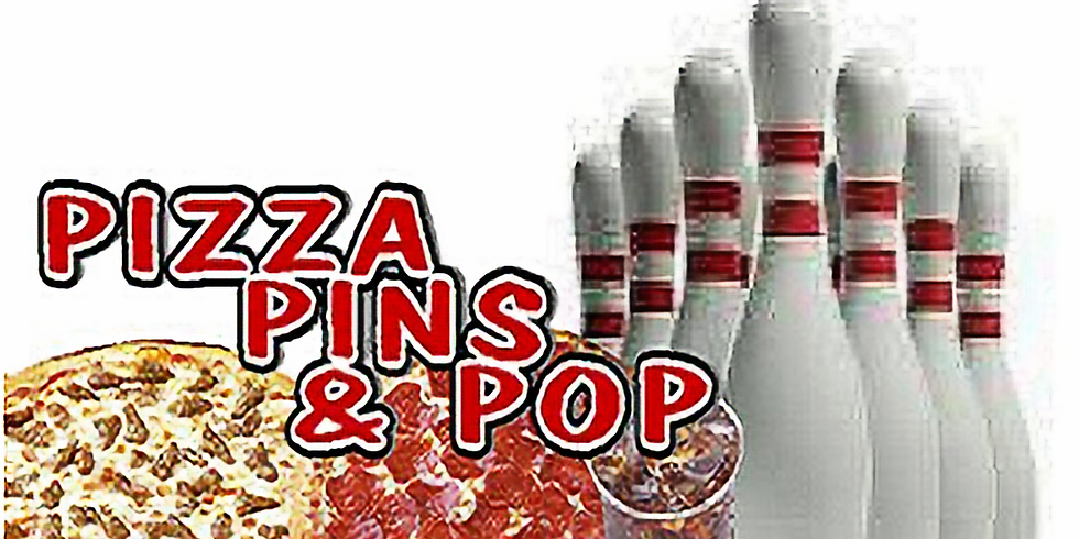 Pins, Pop, and Pizza