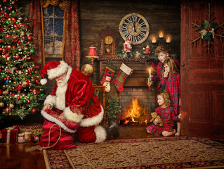2021 Santa Experience Sessions!!!