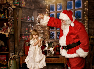 Sign up early for our Santa's Magical workshop and save!