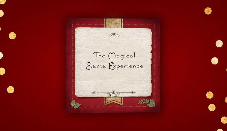 2018 santa experience promo video