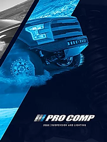 Pro Comp 2018 Suspension and Lighting.we