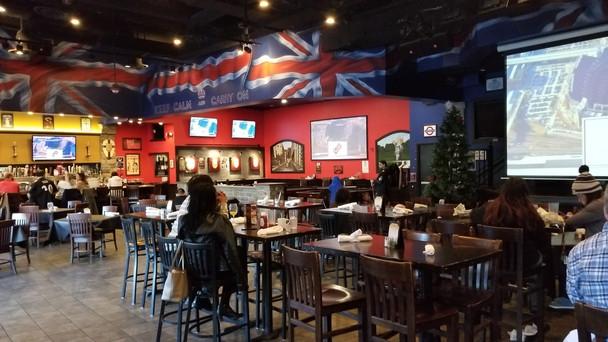 Union Jack's British Pub