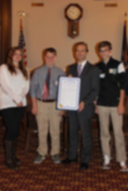 Lt. Governor Calley on Dyslexia Awareness Month