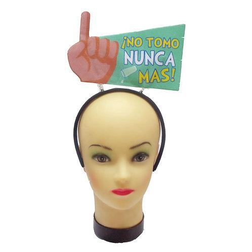CINTILLO NO TOMO NUNCA MAS