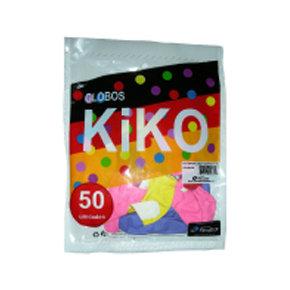 GLOBO # 9 KIKO SURTIDO X 50